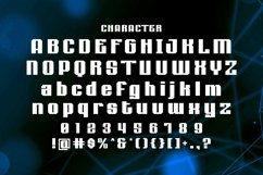 Web Font Cero - Modern Display Typeface Product Image 5