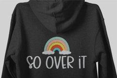 Rainbow Club- A cute handritten font Product Image 4