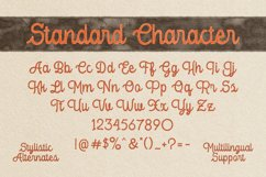 Londers - Display Script Font Product Image 5