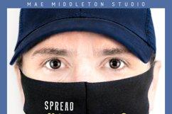Adult Face Mask mockup | psd, jpg Product Image 5