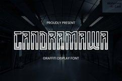Web Font Candramawa Font Product Image 1