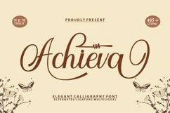 Achieva Script Product Image 1
