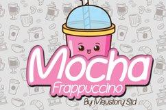 Mocha Frappuccino Font Product Image 3
