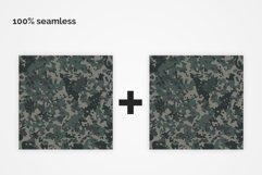 USA Flecktarn Camouflage Patterns Product Image 2