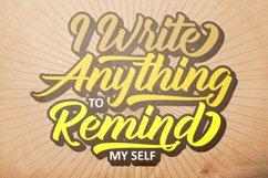 Groyline Retro font Product Image 8