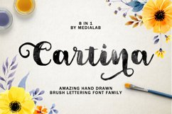 Cartina 8 in 1 script Product Image 1
