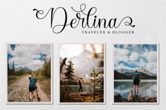 Derlina Script Product Image 4