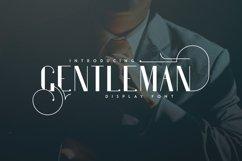 Gentleman font  10 Logo Templates Product Image 1