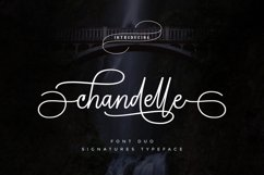 Chandelle Signatures Product Image 1