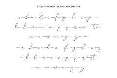 Dalton Gardens - Script Font Product Image 6