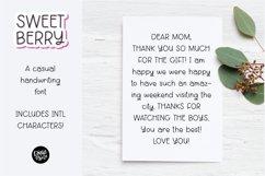HANDWRITING FONT BUNDLE - Girly & Stylish Handwriting Fonts Product Image 5