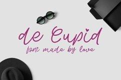 Web Font De Cupid Product Image 1