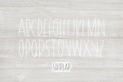 SHIPLAP a Sans Serif Farmhouse Font Product Image 3