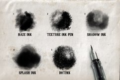 Real Ink Brushes for Photoshop Product Image 2