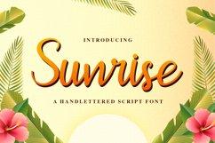 Sunrise Product Image 1