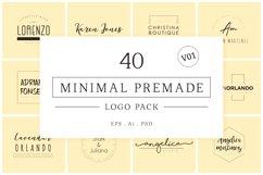 1200 Premade Logos Mega Bundle Product Image 6