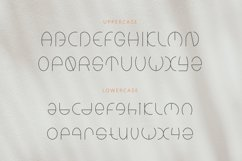 Kinders - Playful Linear Font Product Image 2