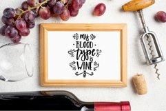 Wine SVG Bundle design set Product Image 2