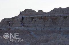Badlands South Dakota Rock Climbing Photo Product Image 1