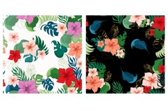 Tropical seamless patterns Product Image 6