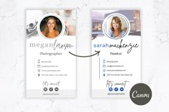 Digital Business Card Template | Canva Template Product Image 4