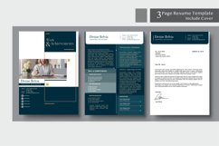 Resume Template - Graphic Designer Product Image 5
