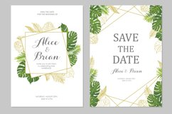 Wedding invitations set #3 Product Image 3