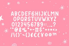 Pink Story - Cute Display Font Product Image 3