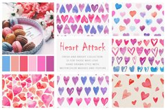 Heart Attack: Watercolor Prints Product Image 6