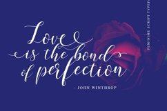 Web Font Lloyds Script Product Image 4