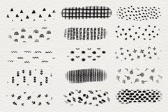 Patterns & textures brushes Procreate Product Image 5