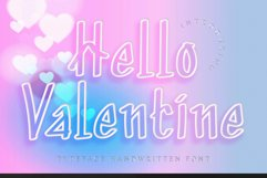 Hello Valentine Product Image 1