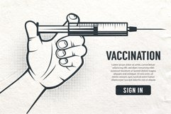 Vaccination Logos and Illustrations Product Image 2