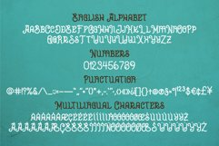 Bakehouse Label Font Product Image 3