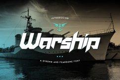 Warship Product Image 1