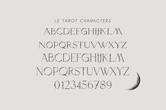 Le Tarot - Celestial Serif Font Product Image 2