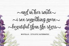 Mistella Script Product Image 2