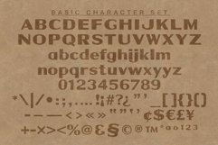 Powell   Rugged Display Typeface Product Image 2