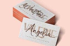 Jinstage Script - Ink Signature Font Product Image 3