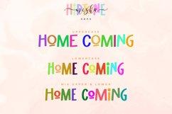 Misha Hiptone Font Duo - Playful Script and Sans Product Image 3