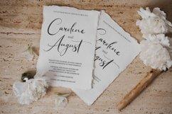 Elisabeth Raelyn - Wedding Calligraphy Product Image 3