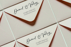Paisleigh - wedding font Product Image 3