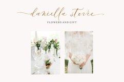 Le Vangeline - Wedding Font Product Image 3