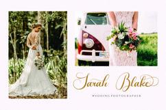 The Julayna - Wedding Font Product Image 3