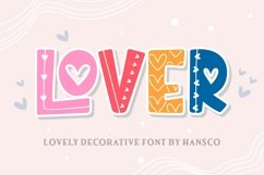 Lover Product Image 1