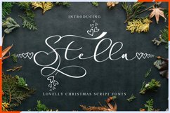 Stella Calligraphy Product Image 1