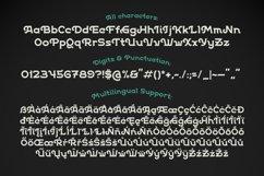 Patina font Product Image 3