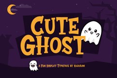 Cute Ghost Product Image 1