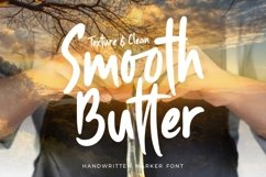 Smooth Butter - Handwritten Marker Product Image 1