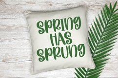 Web Font Spring Moments - A Cute Handlettered Font Product Image 3